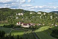 Germany, Baden-Wuerttemberg, Benedictine abbey Beuron - ELF001751