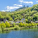 Germany, Rhineland-Palatinate, Balduinstein, Schaumburg - MHF000394