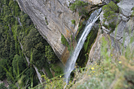 Spain, Catalonia, Salt de Sallent waterfall - SKCF000095