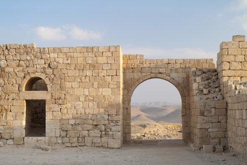 Israel, ruins of Avdat - HWOF000153