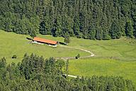 Germany, Bavaria, Upper Bavaria, Kochel, Kohlleiten alm - SIEF007052