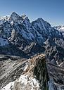 Nepal, Himalaya, Solo Khumbu, Camp 2, Ama Dablam South West Ridge - ALRF000589