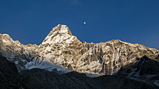 Nepal, Himalaya, Solo Khumbu, Ama Dablam South West Ridge - ALRF000613