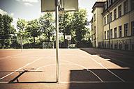 Empty sports field - CMF000502
