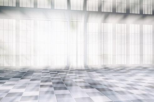 Room, double exposure - CMF000503