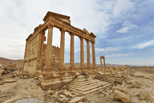 Syria, Homs, Palmyra, Funerary Temple - FPF000089