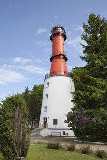 Poland, Pomerania, Rozewie Lighthouse - ABOF000097