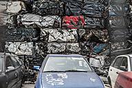 Old cars on car dump - DEGF000878