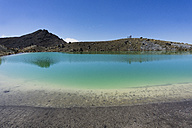 New Zealand, Tongariro National Park, Tongariro Alpine Crossing - UUF007950
