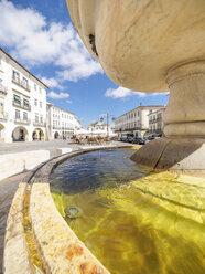 Portugal, Evora, Chafariz da Praca do Giraldo, Fountain at Praca do Giraldo - LAF001695
