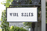 Wine sales board - ZEF008909