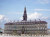 Denmark, Copenhagen, Christiansborg - KLR000415