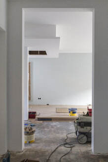 Laying of parquet in a house - SHKF000637