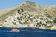 Greece, Hydra, view to the city - THAF001666