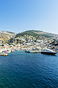 Greece, Hydra, view to the harbour - THAF001672