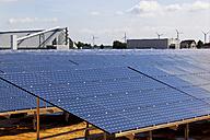 Germany, Gehrden, solar plant - KLR000445