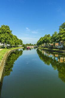 Holland, Walcheren, Middelburg, canal - THAF001719