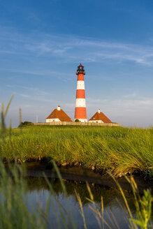 Germany, North Frisia, Westerhever, Westerheversand Lighthouse - EGBF000144