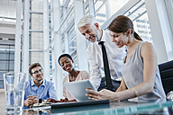 Business people in a meeting - RORF000222
