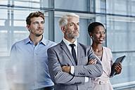 Confident business team - RORF000240