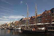 Denmark, Copenhagen, Nyhavn - FC001021
