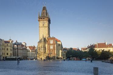 Czech Republic, Prague, Old town, town hall - GFF000726