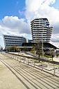 Germany, Hamburg, Hafencity, Unilever headquarter - TAM000540