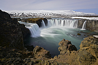 Icleand, Godafoss waterfall - FDF000202