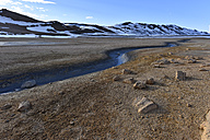 Iceland, meager landscape and stones - FDF000205