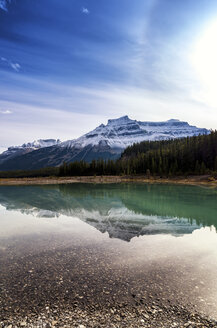 Canada, Alberty, Jasper National Park, Lake - SMAF000548