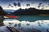 Canada, Alberta, Lake Louise - SMAF000551