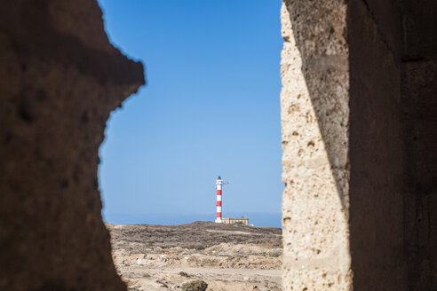 Spain, Tenerife, view to lighthouse - SIPF000787