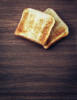 Toast on dark wood - PPXF000030
