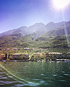 Italy, Brenzone sul Garda, Lake Garda - LVF005223