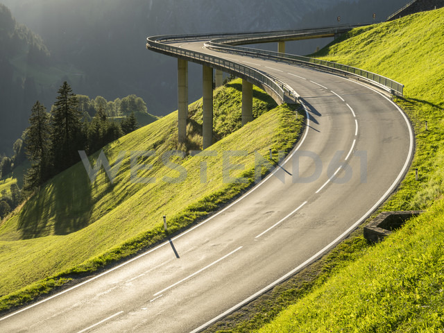 Austria, Vorarlberg, Hochtannberg Mountain Pass - STSF001073 - Stefan Schurr/Westend61