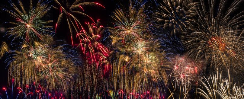 Austria, firework - EJWF000792