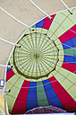 Interior of a hot air balloon - ABZF01210