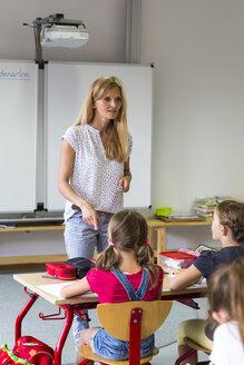Teacher at class - SARF02873