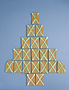Cookies forming a Christmas tree - GISF00249