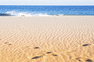 Spain, Tenerifa, beach with sand - SIPF00848
