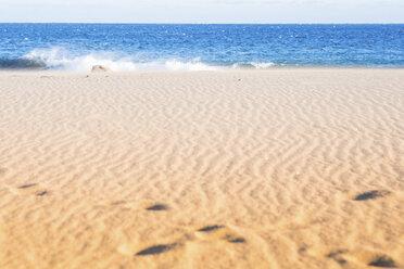 Spain, Tenerifa, beach with sand - SIPF00848