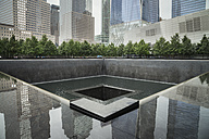 USA, New York City, 9/11 Memorial - STC00248
