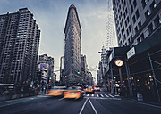 USA, New York City, Flatiron Building - STC00272