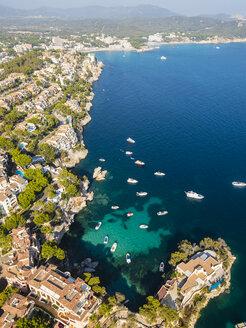 Spain, Balearic Islands, Mallorca, Cala Fornells, Costa de la Calma - AMF05016