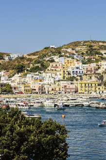 Italy, Pontine Islands, Ponza, Harbour - THAF01794
