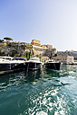 Italy, Campania, Sorrent, harbour with yachts - THAF01815