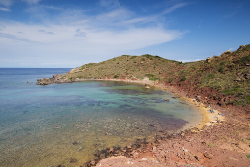 Spain, Balearic Islands, Caballeria beach - RAEF01507