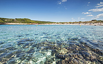 Spain, Balearic Islands, Caballeria beach - RAEF01510