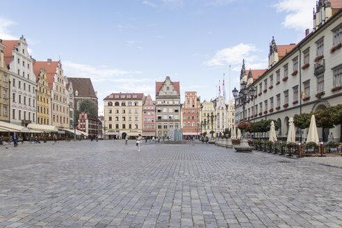 Poland, Wroclaw, Market square - MEL00150