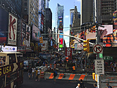 Traffic at Times Square in New York, USA - STCF00284